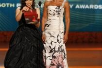 America Ferrera & Vanessa Williams at the 60th Primetime Emmys