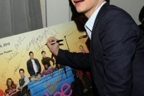 Chris Colfer as Kurt Hummel in Glee — Fox