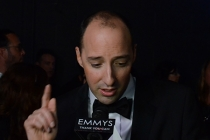 Tony Hale at the Backstage Live Thank You Cam