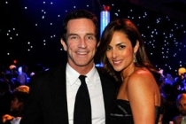 Survivor host Jeff Probst attends Governors Ball during the 62nd Primetime Creative Arts Emmy Awards at Nokia Theatre