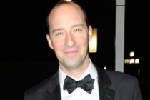 Tony Hale at the Governors Ball