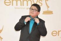 Rico Rodriguez arrives at the Academy of Television Arts & Sciences 63rd Primetime Emmy Awards