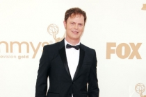 Rainn Wilson arrives at the Academy of Television Arts & Sciences 63rd Primetime Emmy Awards