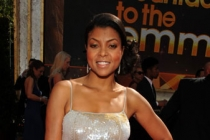 Taraji P. Henson arrives at the Academy of Television Arts & Sciences 63rd Primetime Emmy Awards