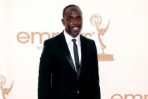 Michael Kenneth Williams arrives at the Academy of Television Arts & Sciences 63rd Primetime Emmy Awards