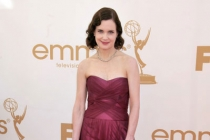 Elizabeth McGovern arrives at the Academy of Television Arts & Sciences 63rd Primetime Emmy Awards