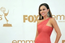 Sofia Vergara arrives at the Academy of Television Arts & Sciences 63rd Primetime Emmy Awards