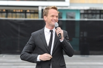 Neil Patrick Harris at the 65th Emmy Awards red carpet rollout.