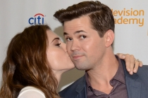 Allison Williams, Andrew Rannells