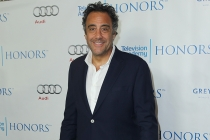 Brad Garrett arrives for the Seventh Annual Television Academy Honors in Beverly Hills, California.