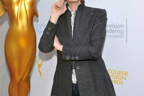 Jane Lynch at the 37th College Television Awards at the Skirball Cultural Center on Wednesday, May 25, 2016, in Los Angeles.