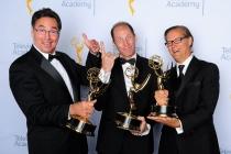 David Plakos, Brian Latille, Eric Becker