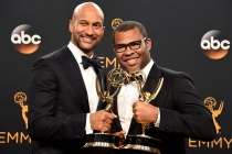 Keegan Michael Key and Jordan Peele
