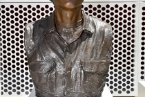 Bust of Ron Howard