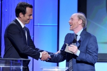 Will Arnett and Ron Howard