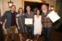 Television Academy commercial nominee reception