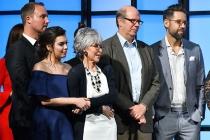 Brent Miller, Isabella Gomez, Rita Moreno, Stephen Tobolowsky, Todd Grinnell