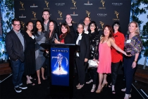 2018 Motion and Title Design Nominee Reception