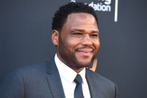 Anthony Anderson arrives at the 38th College Television Awards presented by the Television Academy Foundation at the Saban Media Center on Wednesday, May 24, 2017, in the NoHo Arts District in Los Angeles.