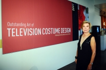 FIDM museum director Barbara Bundy at The 9th Annual Outstanding Art of Television Costume Design Exhibition at the FIDM Museum & Galleries, Saturday, July 18, 2015, in Los Angeles.