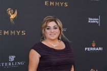 Television Academy governor Beatriz Gomez at the L.A. Area Emmy Awards presented at the Television Academy's Wolf Theatre at the Saban Media Center on Saturday, July 22, 2017, in North Hollywood, California.