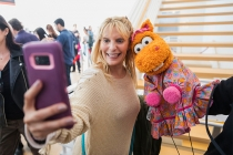 Guests enjoy It's Not Just A Cartoon! Animation Day, presented by the Television Academy for its members and their families on Saturday, November 11, 2017 at the Saban Media Center in North Hollywood, California.