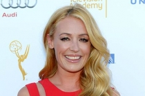 Cat Deeley arrives at the Performers Peer Group nominee reception in West Hollywood.