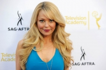 Charlotte Ross of Nashville arrives at Dynamic and Diverse: A 66th Emmy Awards Celebration of Diversity in the NoHo Arts District.