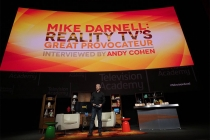 Andy Cohen onstage at Mike Darnell: Reality TV's Great Provocateur at the Saban Media Center in North Hollywood, California, March 29, 2017.