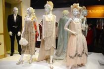 Downton Abbey costumes.