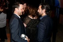 Dan Fogelman and Milo Ventimiglia at the 2017 Television Academy Honors at the Montage Hotel on Thursday, June 8, 2017, in Beverly Hills, California.