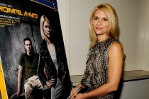 Claire Danes at An Evening with Homeland.