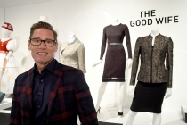 Daniel Lawson at the 10th Annual Art of Television Costume Design Exhibition opening at the FIDM Museum & Galleries on the Park on Saturday, July 30, 2015, in Los Angeles.