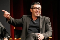 Danny Nucci onstage at An Evening with The Fosters in Los Angeles, California.