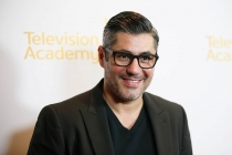 Danny Nucci on the red carpet at An Evening with The Fosters in Los Angeles, California.