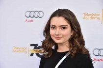 Emily Robinson at Transparent: Anatomy of an Episode, March 17, 2016 in Los Angeles.