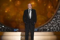 Martin Mull on stage at the 2016 Creative Arts Emmys.
