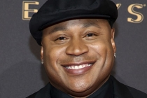 LL Cool J on the red carpet at the 2017 Creative Arts Emmys.