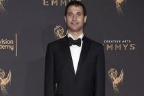 Ramin Djawadi on the red carpet at the 2017 Creative Arts Emmys.