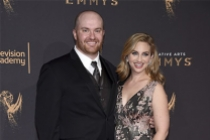 Chase Paris and Lindsey Paris on the red carpet at the 2017 Creative Arts Emmys.