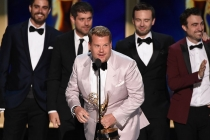 Jame Corden and team