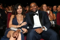Christina Evangeline and Kenan Thompson