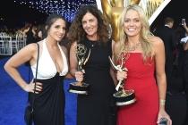 Lauren Greenberg, Sheila Rogers, Diana Miller