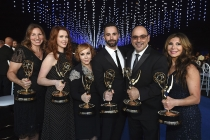Rachel Pagani, Sarah Egan, Amy Tagliamonti, Jason Milani, Louie Zakarian, Daniela Zivkovic