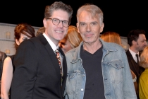 Bob Bergen (l) and Billy Bob Thornton of Fargo attend the Performers nominee reception.