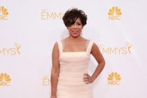 Selenis Leyva of Orange Is the New Black arrives at the 66th Emmy Awards.