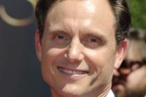 Tony Goldwyn arrives for the 2014 Primetime Creative Arts Emmys.