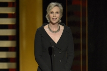 Jane Lynch at the 2014 Primetime Creative Arts Emmys.