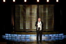 Presenter Jon Voight at the 2014 Primetime Creative Arts Emmys.