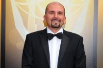 Maurizio Malagnini on the Red Carpet at the 2015 Creative Arts Emmys.